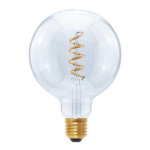 Segula* LED Globe 125 gebogen helder  | E27 | 8 W (35 W) | 400 Lm | 2.200- 2.800 K | 50305 |