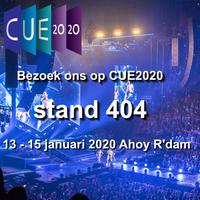 CUE 2020 - tien jaar Podiumtechniek.nl