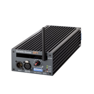 SRS-Lighting* Dimmerpack 1-kanaals met draadloos DMX