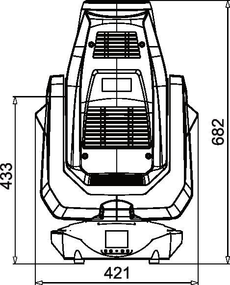 P12 Wash lijntekening