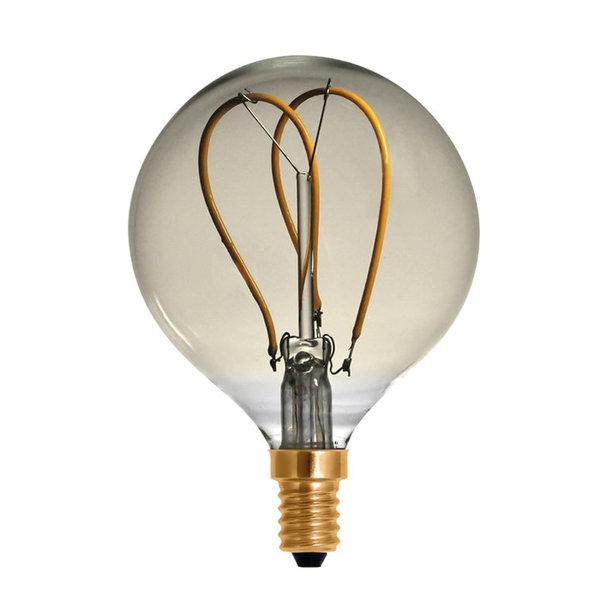 Segula* LED Globe 80 Curved golden | E14 | 4 W (15 W) | 140 Lm | 2.200 K | 50523
