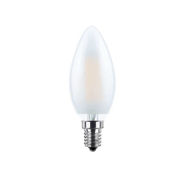 Segula* LED-lamp Candle frosted | E14 | 4 W (30 W) | 340 Lm | 2.700 K | 60811