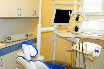 promedilux bij tandarts