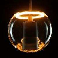 Segula* LED-lamp Floating Globe 125 binnen Helder | E27 | 8 W (32 W) | 350 Lm | 2.200 K | 50054 |