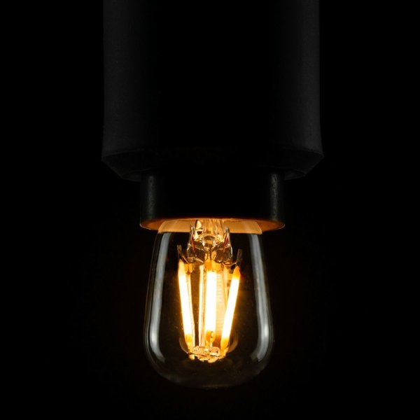 Segula* LED- lamp Vintage Fridge lamp Helder  | E14 | 1,5 W (10 W) | 100 Lm | 2.600 K | 50638 |