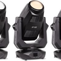 JB-Lighting P18 Profile en Wash krijgen MK2