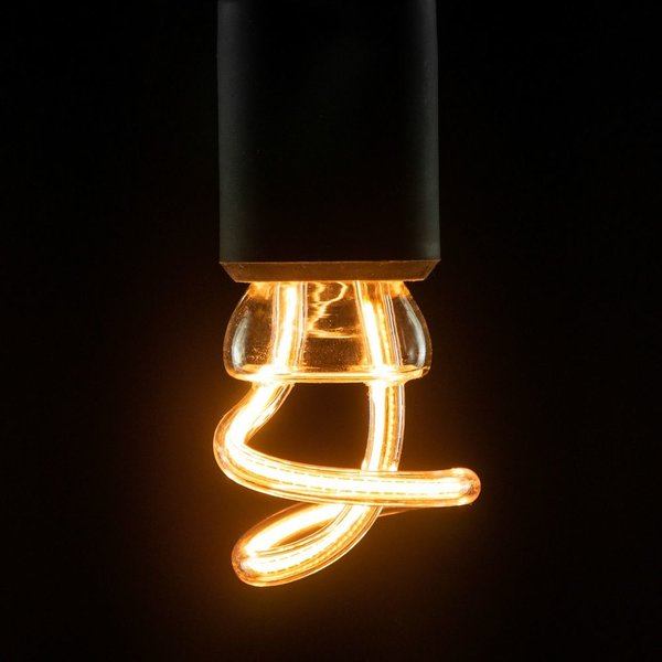 Segula* LED ART Loop Curled | E27 | 8 W (30 W) | 330 Lm | 2.200 K | 50149 |