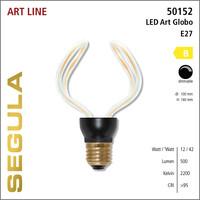 Segula* LED ART Globo | E27 | 12 W (42 W) | 500 Lm | 2.200 K | 50152 |