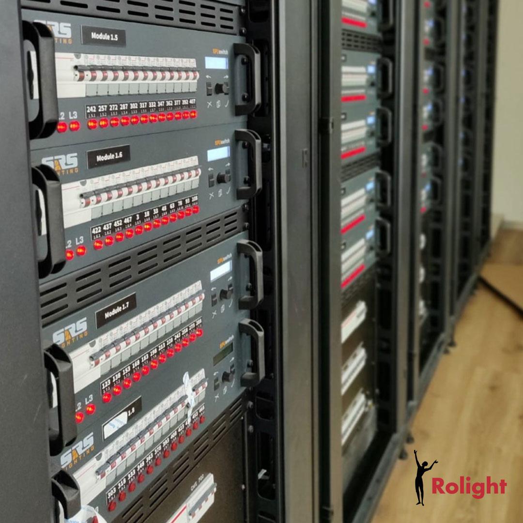 40 switchpacks van SRS Group