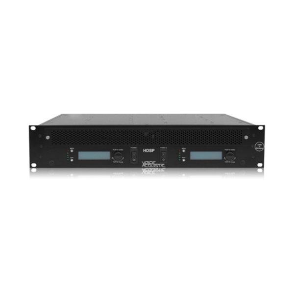 Voice-Acoustic* versterker HDSP-0.4a | 4-kanaals | 3200W in 4Ω