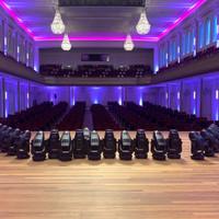 Levering JB-Lighting P12's Stadsschouwburg & Philharmonie in Haarlem