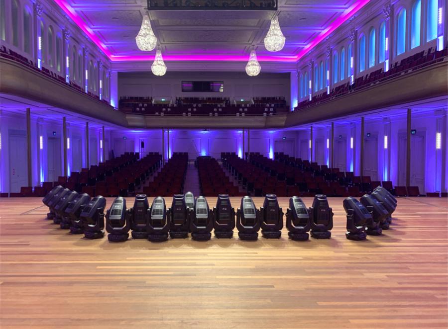P12's bij Stadsschouwburg & Philharmonie Haarlem