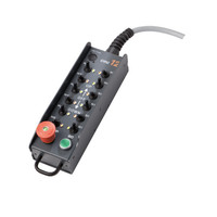 SRS Rigging* SRS Rigging 4-kanaals takelsturing CMC analoge cable remote