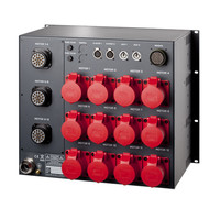 SRS Rigging* Takelsturing 12-kanaals GMC - DV