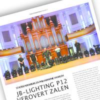 AV & Entertainment publiceert over P12-leveringen