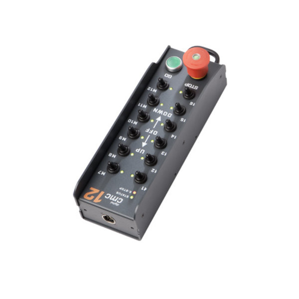 SRS Rigging* 12-kanaals Takelsturing CMC digital cable remote