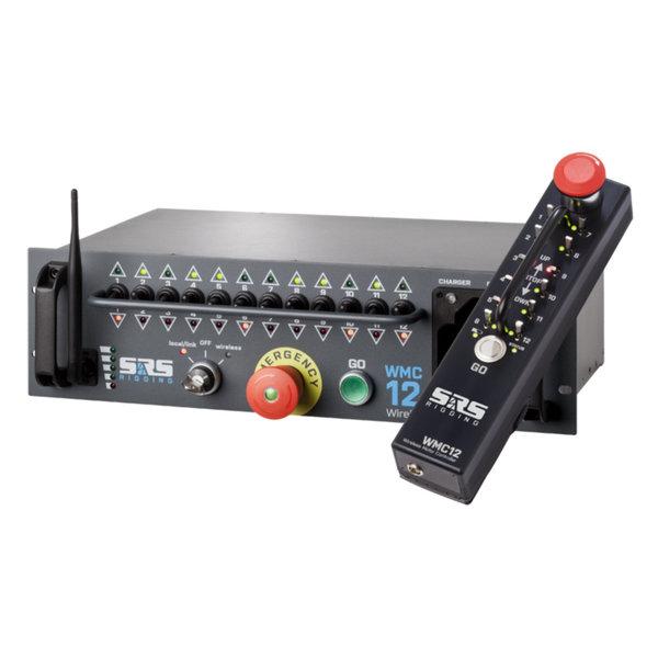 SRS Rigging* 8-kanaals digitale LV draadloze bediening