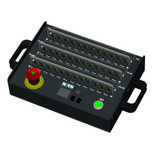 SRS Rigging* 36-kanaals ADR digital AHD T19 cable remote