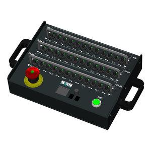 SRS Rigging* 48-kanaals ADR digital AHD T19 cable remote