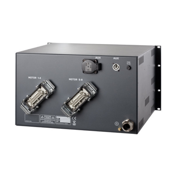 SRS Rigging* Takelsturing 8-kanaals AHD - LV