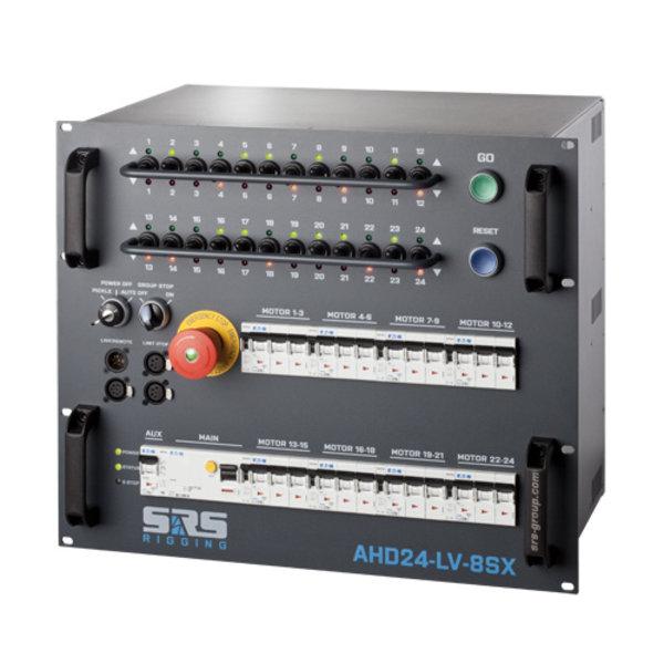 SRS Rigging* Takelsturing 16-kanaals AHD - LV