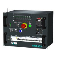 SRS Rigging* Takelsturing 8-kanaals AHD - WLV - Wireless remote