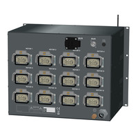 SRS Rigging* Takelsturing 12-kanaals AHD - WLV | Draadloze takelsturing | Wireless remote