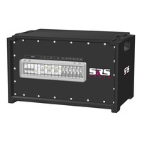 SRS Power* IP54 stroomverdeler 32A | 1x 32A 3p | 6x Schuko | Main MCB | 9x RCBO | SVE4