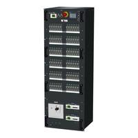 SRS Power* HYMAG stroomverdeler 400A | 400A Powerlock | 2x 32A 5p | 12x Socapex 19p | 72x Schuko | Noodstop | LED A-meter | Digitale P-meter | Main MCB + RCD-D | 72x HRCBO | 31U