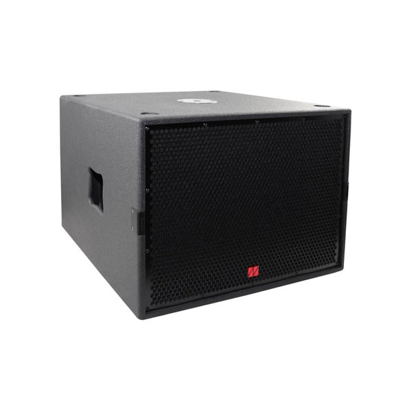 TENNAX* Speaker Ventus-15 | passieve sub speaker | 15-inch woofer met 4-inch spoel | vanaf 34Hz | 8 Ohm | 97 dB SPL
