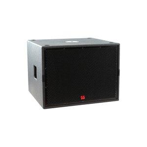 TENNAX* Speaker Ventus-15sp | actieve sub speaker | 15-inch woofer met 4-inch spoel | vanaf 34Hz | 8 Ohm | 97 dB SP | 1x 2600W- 2x 1000WL