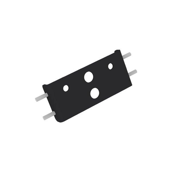 TENNAX* Axon-12x3 onzichtbare muurbeugel
