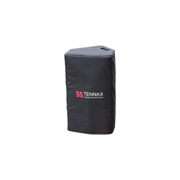 TENNAX* speakerset 12 en 18 inch passief | Flexi 12 en Ventus-18 | inclusief hoes, statief en transportwielen