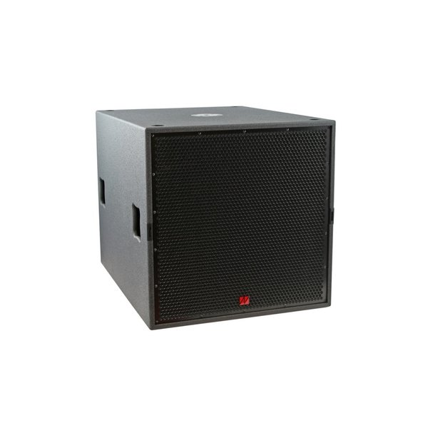 TENNAX* speakerset 12 en dubbel 18 inch passief | Flexi 12 en Ventus-18 | inclusief hoes, statief en transportwielen