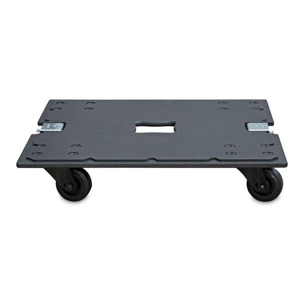 TENNAX* speakerset 12 en 18 inch actief | Flexi 12, Ventus-18 en Ventus-18sp | inclusief hoes, statief en transportwielen