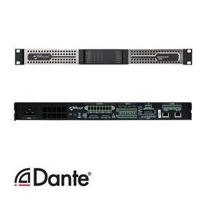 Powersoft versterker Quattrocanali 4804 | 4 kanaals | DSP | Dante | 4800W