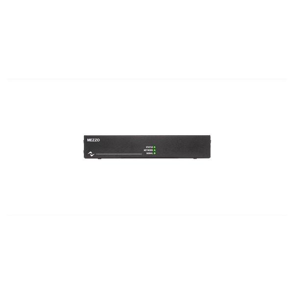 Powersoft versterker Mezzo 324 AD | 4 kanaals | DSP | Dante | 320W