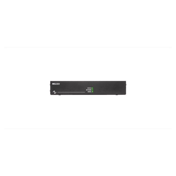 Powersoft versterker Mezzo 324 A | 4 kanaals | DSP | 320W