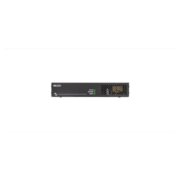 Powersoft versterker Mezzo 602 AD | 2 kanaals | DSP | Dante | 600W