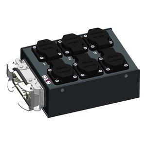 SRS Power* Multiblok Harting 16p   6x Schuko