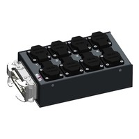 SRS Power* Multiblok Harting 16p   8x Schuko