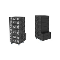 BAGAX* SDS Stack Rack | 4HE | 19 inch | 60 x 60