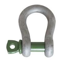 Green Pin Harpborstbout sluiting | Shackle |  Harp
