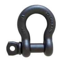 Roodenberg Harpborstbout sluiting zwart   Shackle    Harp