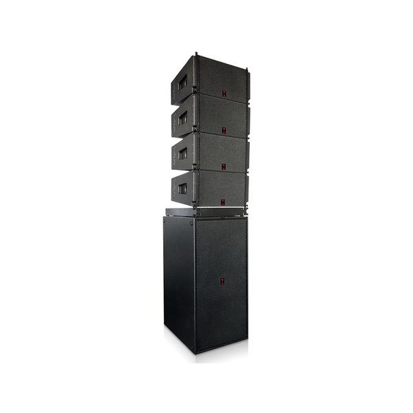 Voice-Acoustic* Line Array Ikarray-12sp | 12-inch | actieve speaker