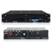 Voice-Acoustic* versterker HDSP-3DDA | 3-kanaals | DSP | Dante | 4000W