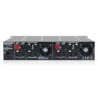 Voice-Acoustic* versterker HDSP-0.4DDA | 4-kanaals | DSP | Dante | 3200W