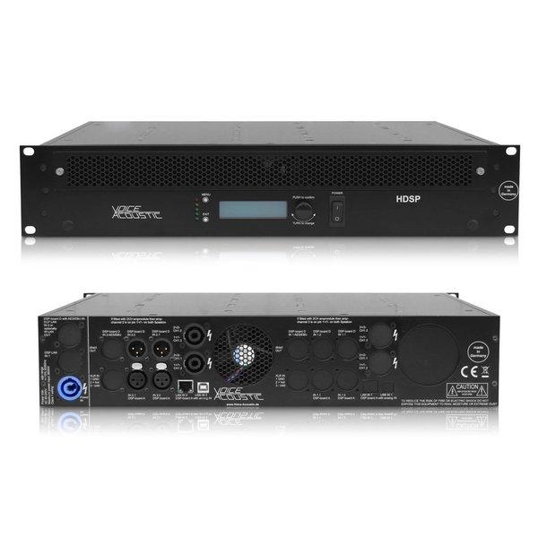 Voice-Acoustic* versterker HDSP-0.2A   2-kanaals   1600 in 4Ω