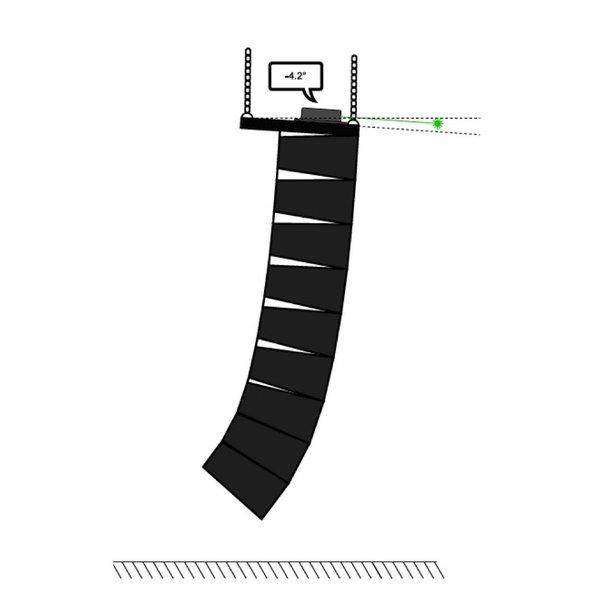 TEQSAS LAP-TEQ PLUS Clinometer   gradenboog