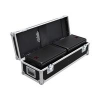 Voice-Acoustic* Modular-10 flightcase | geschikt voor twee speakers